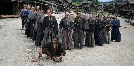 13 Assassins - Takashi Miike