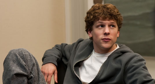 The Social Network - Jesse Eisenberg