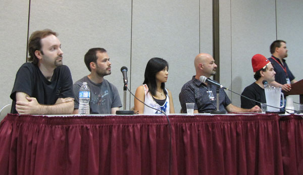 State of the Video Game Industry in Canada Panel