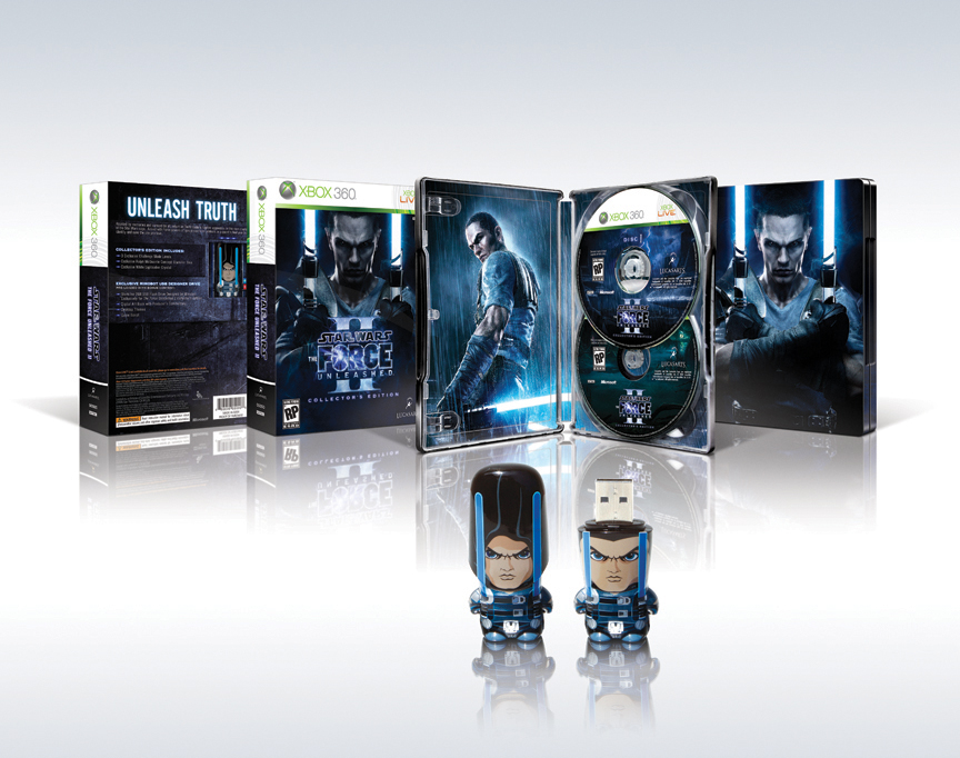 Star Wars Force Unleashed II Collectors Edition