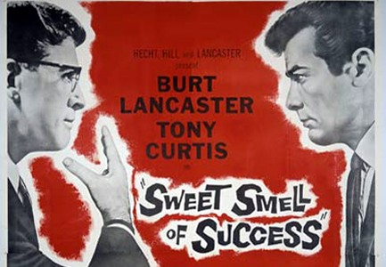 Free Friday Film - Sweet Smell of Success
