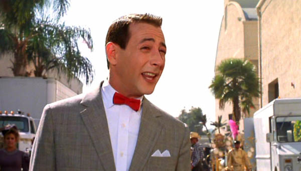 Pee-Wee's Big Adventure - Tim Burton