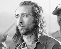 Nicolas Cage as Cameron Poe in Con Air