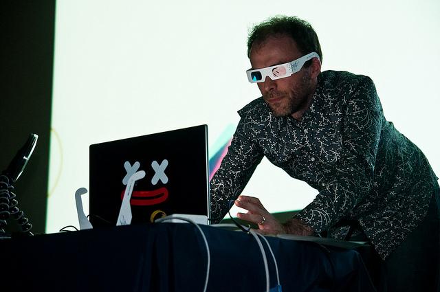 Gamercamp 2010 - Jim McGinley
