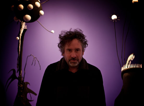 Tim Burton at TIFF Bell Lightbox
