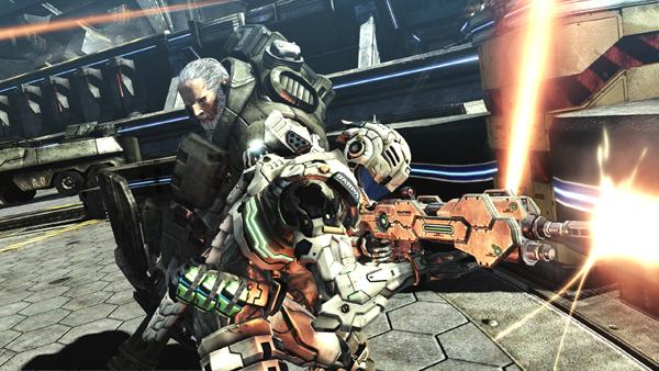 Vanquish - Platinum Games