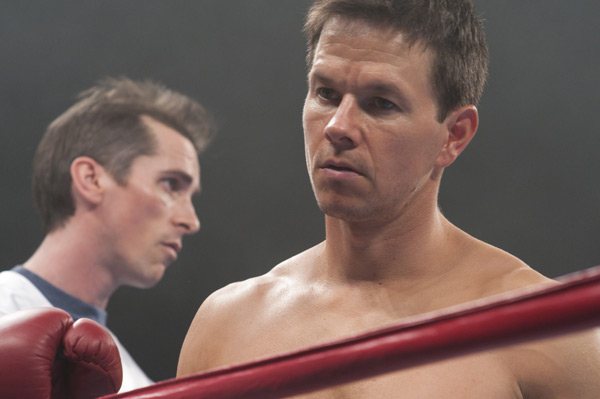 The Fighter - Christian Bale & Mark Wahlberg