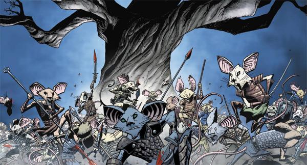 Mice Templar - Bryan J. Glass