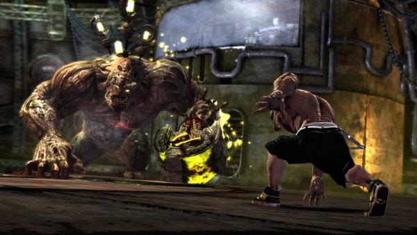 Splatterhouse - Namco Bandai Games