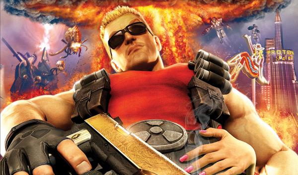 Duke Nukem Forever - Box Art