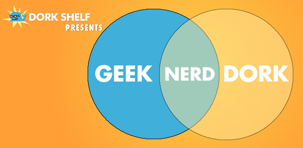 Dork Shelf Presents GeekNerdDork