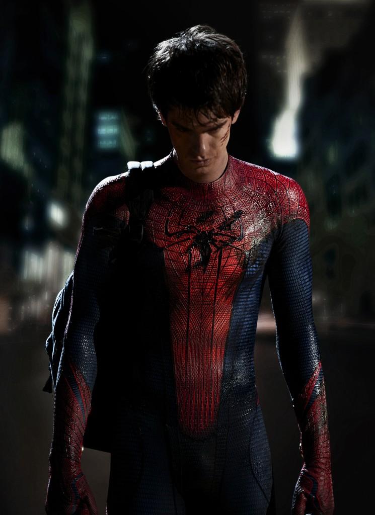 Spider-Man - Andrew Garfield