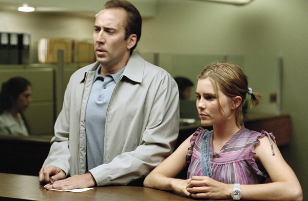 Matchstick Men - Nicolas Cage and Alison Lohman