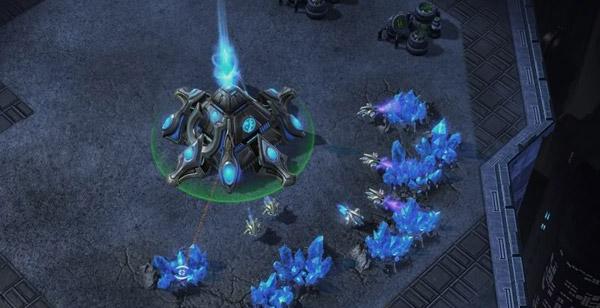 Starcraft 2 Chrono Boost