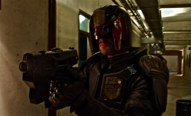 Judge Dredd - Karl Urban