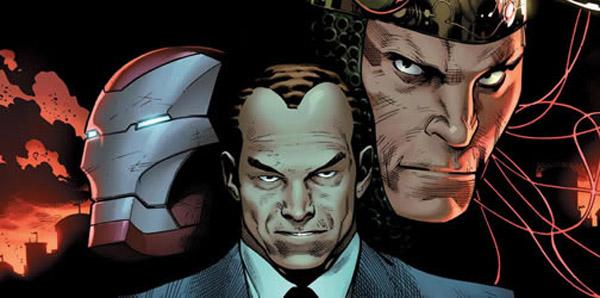 Siege - Iron Man, Norman Osborn, Loki