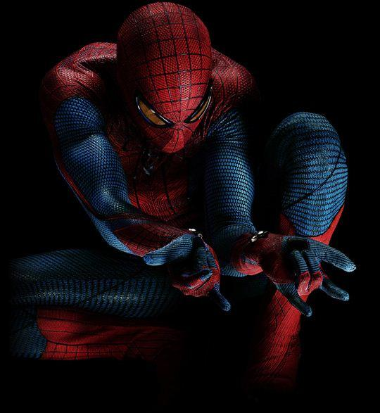 The Amazing Spider-Man Costume - Andrew Garfield