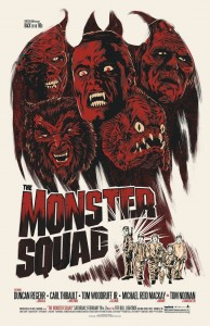 The Monster Squad - TIFF Back to the 80s Series Poster