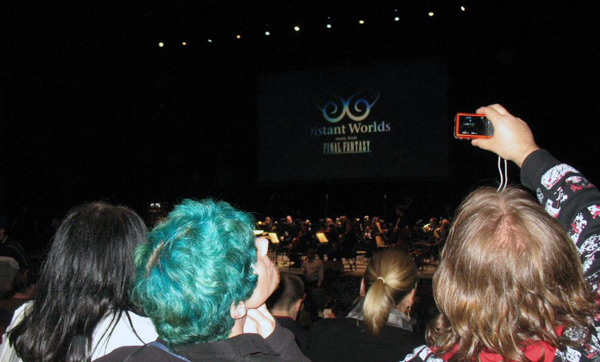 Distant Worlds: The Music of Final Fantasy at Sony Centre for the Performing Arts