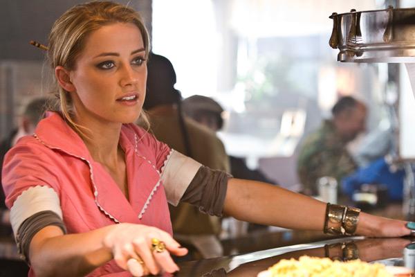 Drive Angry 3D - Amber Heard