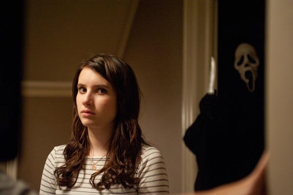 Scream 4 - Emma Roberts