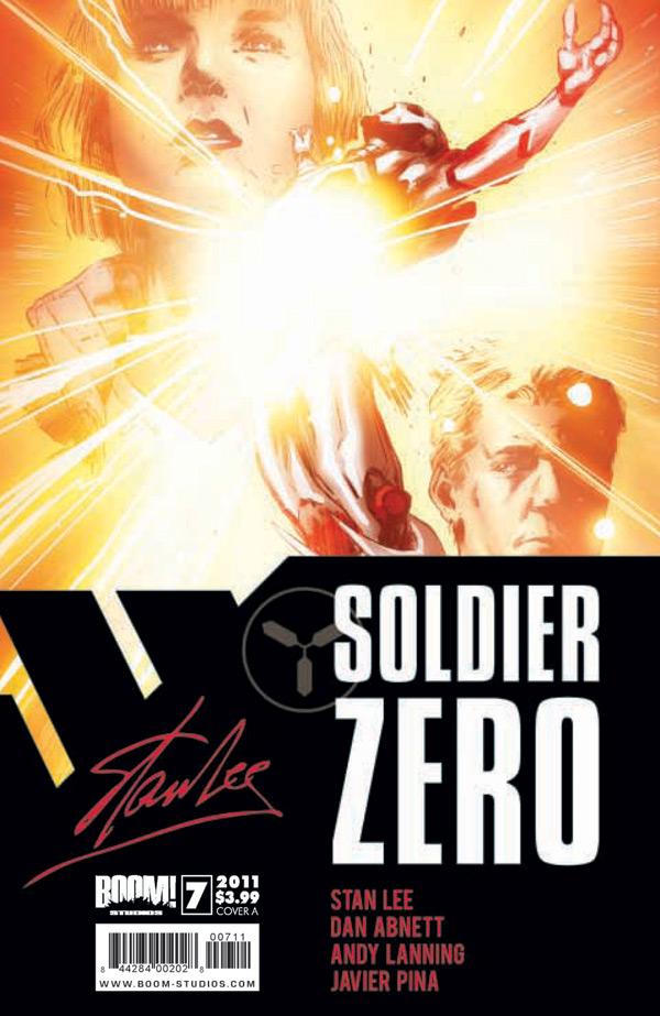 Soldier Zero #7 - Stan Lee