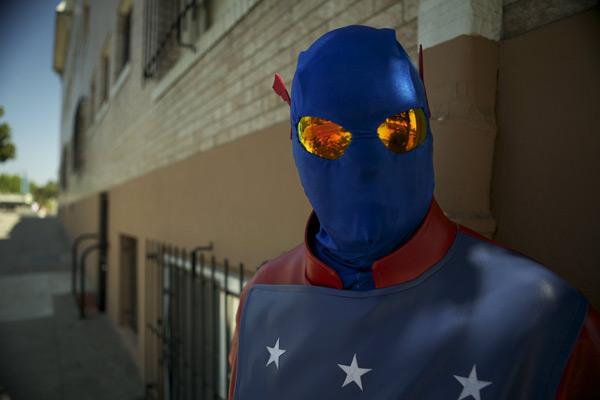 Hot Docs - Superheroes