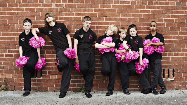 Hot Docs - Boy Cheerleaders