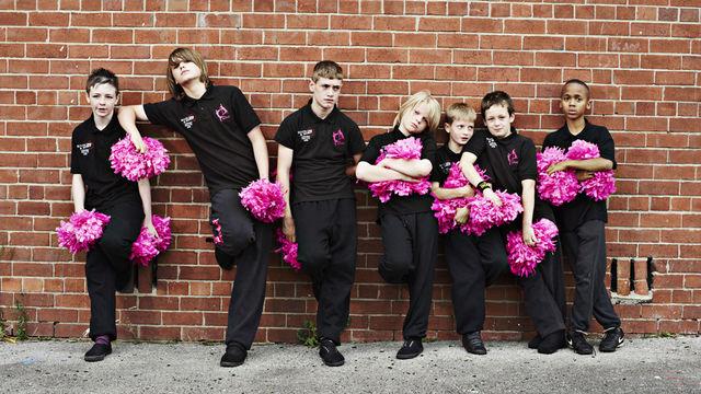 Hot Docs - Boy Cheerleaders