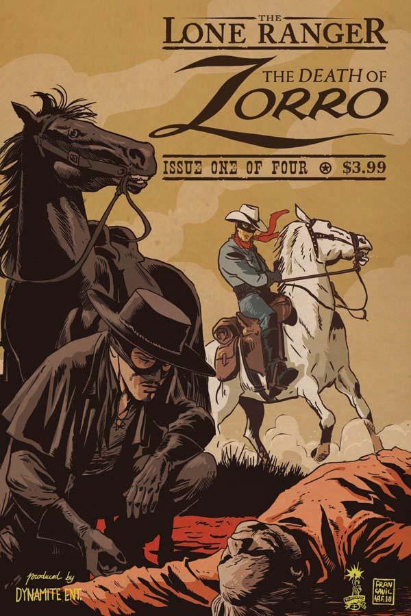 Death of Zorro
