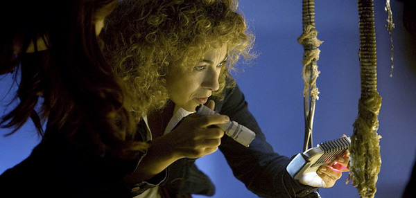 Doctor Who - Alex Kingston