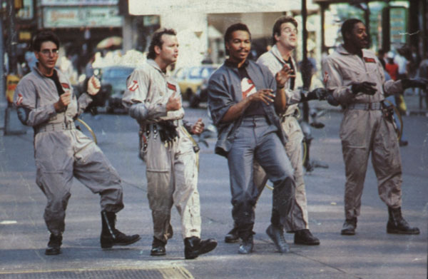 Ghostbusters- Ray Parker Jr