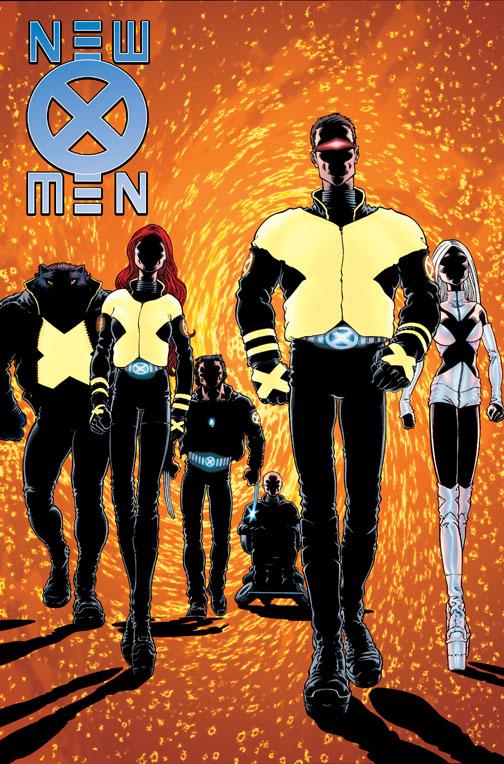 New X-Men Vol. 1 - Grant Morrison