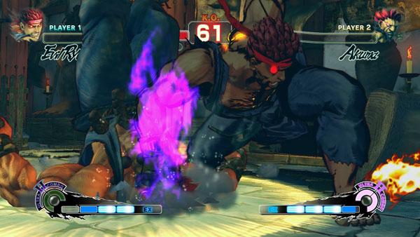 Super Street Fighter IV Arcade Edition - Evil Ryu