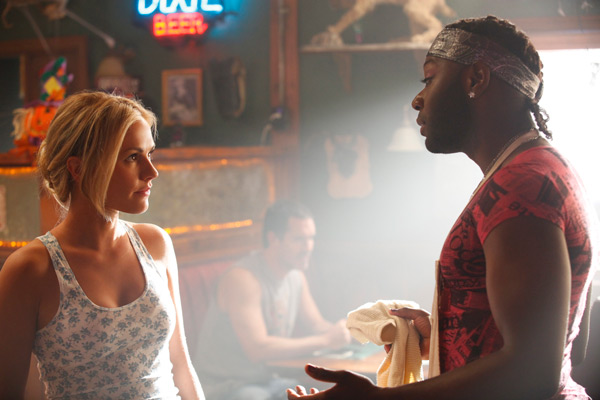 True Blood - Anna Paquin & Nelsan Ellis