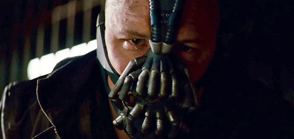 The Dark Knight Rises - Bane (Tom Hardy)