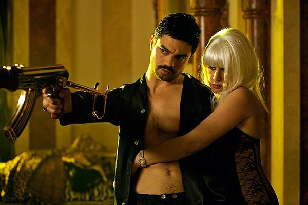 The Devil's Double - Dominic Cooper and Ludivine Sagnier