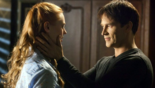 True Blood Episode 4.7 - Deborah Ann Wall and Stephen Moyer
