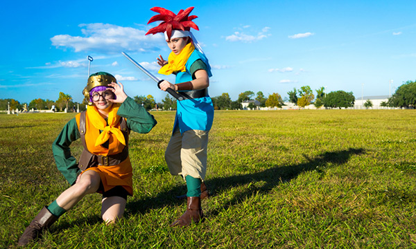 Chrono Trigger - Cosplay