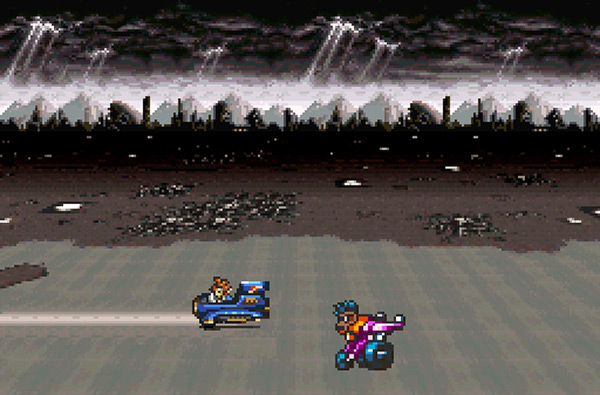 Chrono Trigger - Jet Bike Race