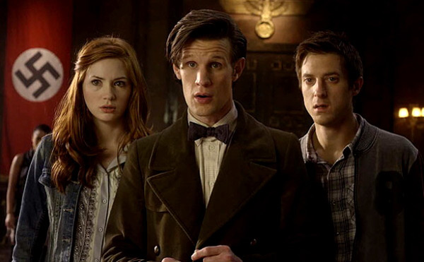 Doctor Who Episode 6.8 - Let's Kill Hitler