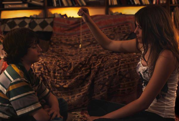 TIFF 2011 - Amy George - Yonah Lewis & Calvin Thomas