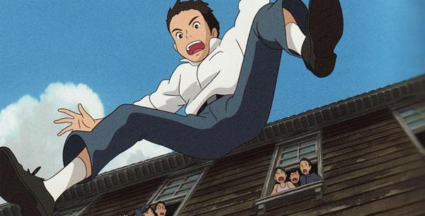 TIFF 2011 - From Up On Poppy Hill - Goro Miyazaki