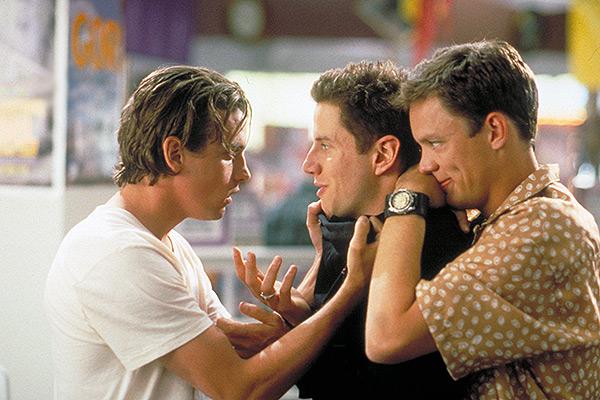 Scream - Skeet Ulrich, Jaime Kennedy, Matthew Lillard