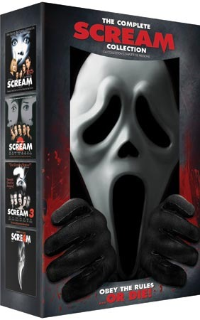 The Complete Scream Collection