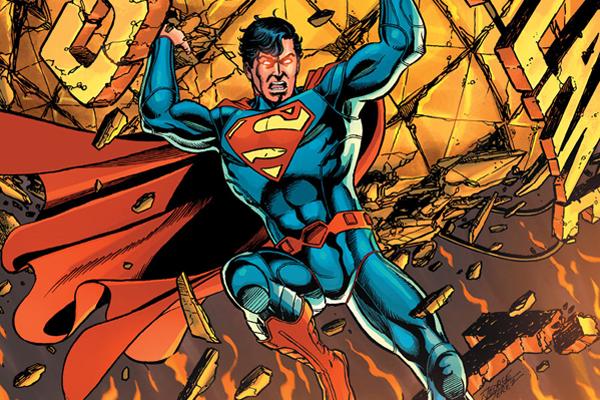 Superman #1 New 52
