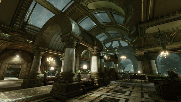 Gears of War 3 - Fenix Rising DLC - Depths