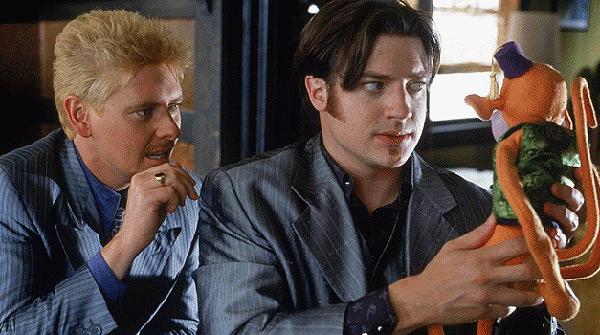 Monkeybone - Dave Foley and Brendan Fraser