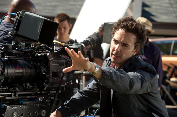 Shawn Levy - Real Steel
