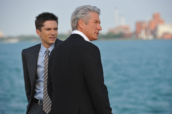 The Double - Topher Grace and Richard Gere